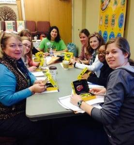 reading roundtable workshop