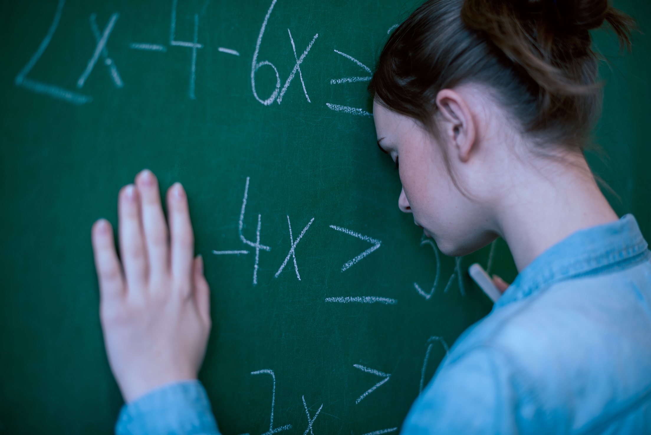 Get help for math anxiety
